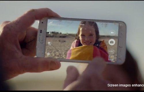 Galaxy S5 için yeni bir video daha