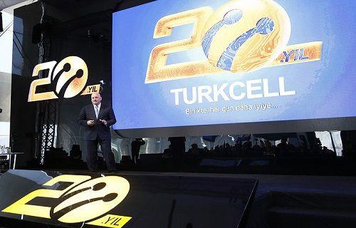 TURKCELL - 2014 İkinci Çeyrek Sonuçlarını Açıkladı!