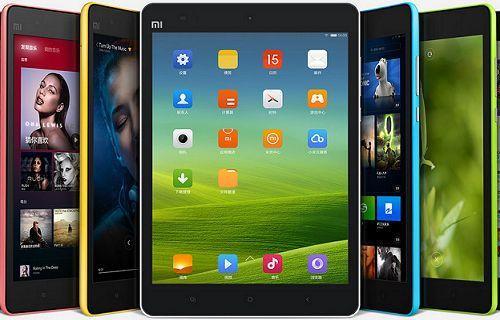 64GB'lik Xiaomi Mi Pad tablet Avrupa'ya geliyor