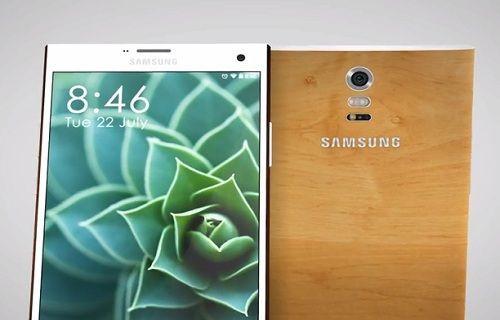 Bu defa Galaxy Note 4 için konsept video yayınlandı