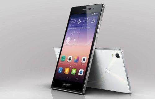 Huawei Ascend P7 için güncelleme yayınlandı
