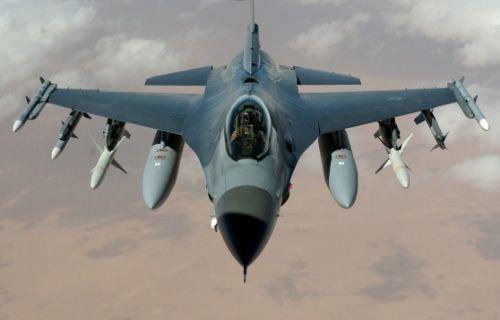 Hayalet F -16'lar geliyor!