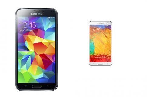 Samsung'tan televizyon alana Galaxy S5 bedava!