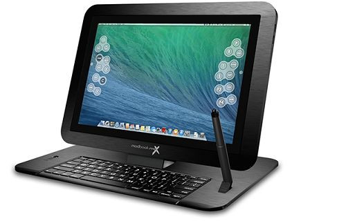 """""""MadBook Pro X"""" ile 15 inç Retina ekranda Mac deneyimini tablet konforuyla yaşamak ister misiniz?"""
