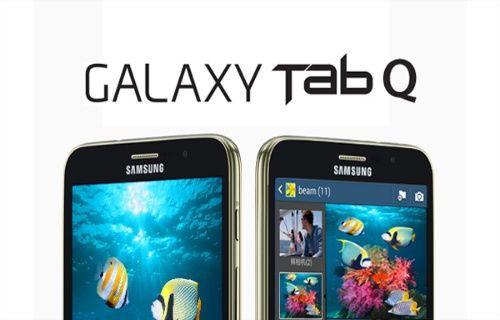 Samsung, Tabletfon modeli Galaxy Tab Q'yu satışa sundu