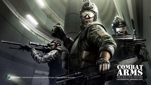 Online FPS türündeki oyun Combat Arms güncelleme sonrası yenilikleri ile geliyor!