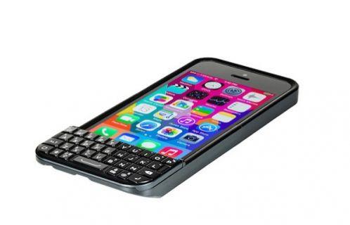 iPhone için en çılgın klavye projesi satışa başladı!