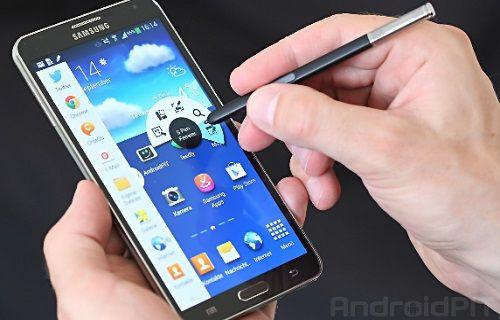 Galaxy Note 4, Güney Koreli taşıyıcı tarafından listelendi