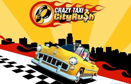 Crazy Taxi: City Rush, iOS platformu için yayınladı