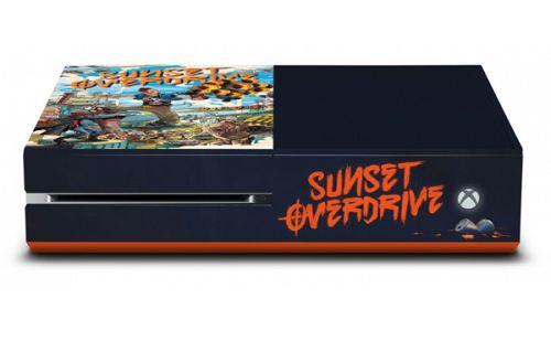Sunset Overdrive'a özel beyaz renkli XBox One geliyor