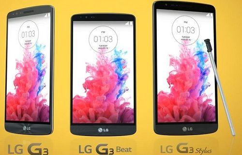 Galaxy Note 4'ün rakibi LG G3 Stylus resmi videoda göründü