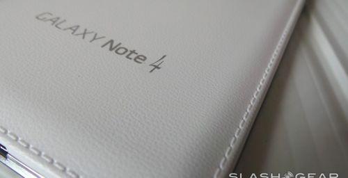 Galaxy Note 4'ün Galaxy Note 3'e göre da