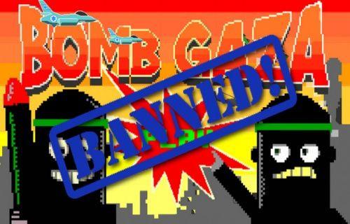'Bomb Gaza' oyunu yoğun tepki görünce Google Play'den kaldırıldı!