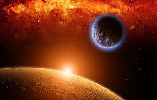 4 milyar yıl önceki Mars! [Video]