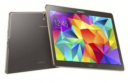 Samsung Galaxy Tab S Türkiye'de satışa başladı