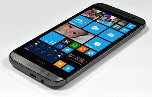 Windows Phone'lu One M8 resmen doğrulandı