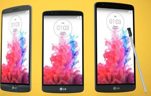 LG G3 Stylus'un teknik özellikleri netleşti