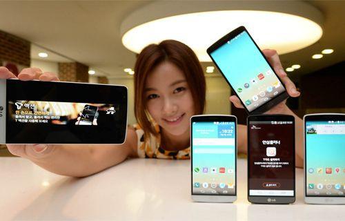 İşte yeni LG G3 modeli LG G3 A!