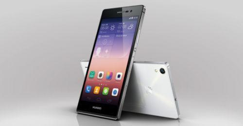 Safir ekranlı Huawei Ascend P7 mi geliyor?