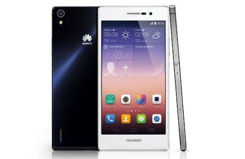 Huawei Ascend P7'yi kutusundan çıkartıyoruz