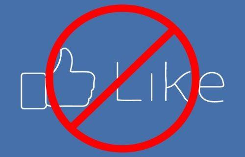 Facebook'ta beğeni toplama devri kapanıyor!