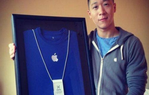 'Sam Sung', şirket kıyafetini satışa çıkardı!