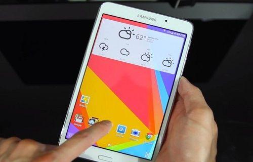 Samsung yeni bir tablet duyurmaya hazırlanıyor
