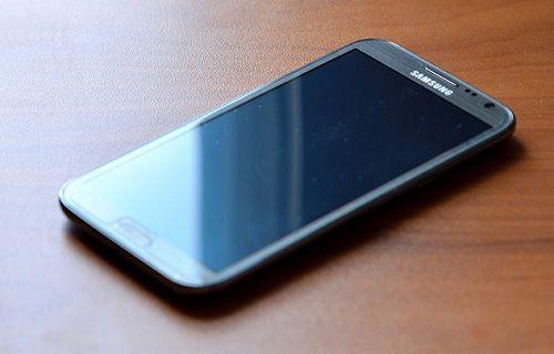 Gizemli bir Samsung telefonu kriter testinde ortaya çıktı