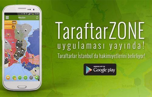 TaraftarZONE mobil oyunu Google Play'de yerini aldı