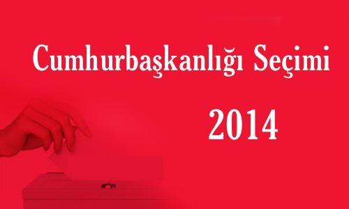 İşte sosyal medyada 2014 Cumhurbaşkanlığı seçimi!