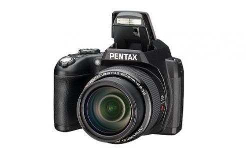 Süper zoomlu Pentax Ricoh XG-1 dijital fotoğraf makinesi tanıtıldı