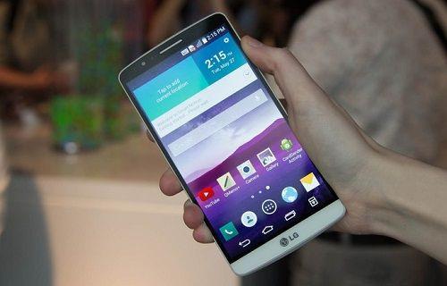 Çift SIM kartlı LG G3 satışa sunuldu