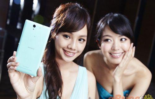 Sony, selfie odaklı telefonu Xperia C3'ten bir hayli umutlu