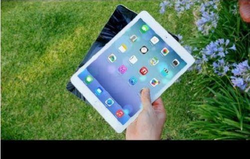 Apple, iPad Air 2'nin ekranında görülmemiş bir özellik kullanılacak