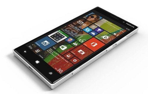 Lumia 830'un özellikleri şekilleniyor