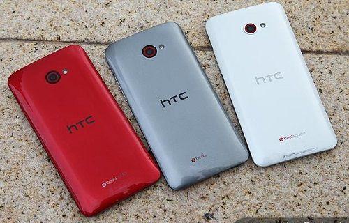 HTC Butterfly 2'nin basın görüntüleri yayınlandı