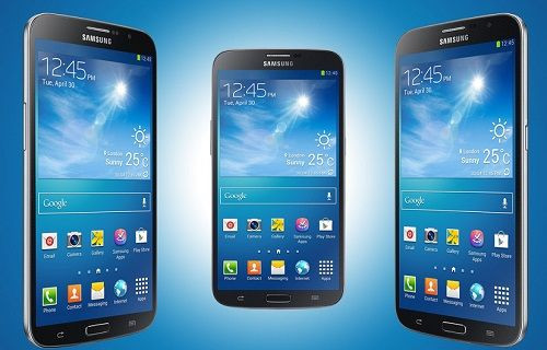 Galaxy Mega 2 ile tanışın