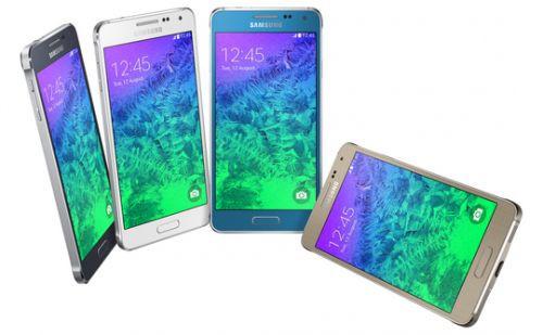 En sonunda geldi! İşte karşınızda Samsung Galaxy Alpha! (Video)