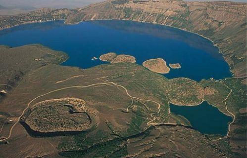 Nemrut dağı Bitlis'e enerji olacak!