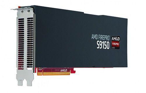 AMD Sunucular için Dünyanın En Güçlü Grafik Kartı FirePro s9150 tanıttı