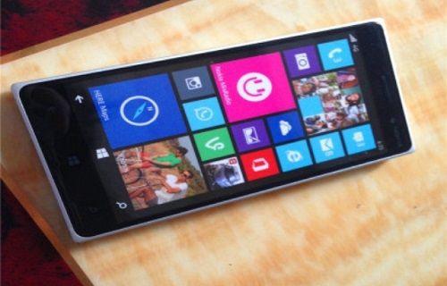 İşte ince tasarımlı Lumia 830