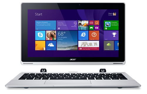 Acer Aspire Switch serisine iki yeni dizüstü bilgisayar ekledi