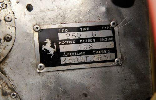 1962 model Ferrari 250 GTO dünyanın en pahalı aracı olabilecek mi?