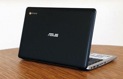 ASUS Chromebook C200, pil süresiyle dikkat çekiyor