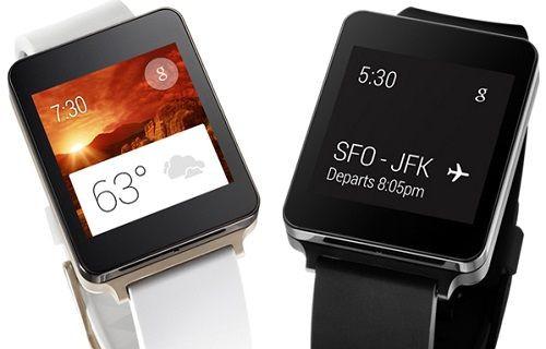 LG iddialı bir akıllı saat hazırlığında