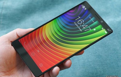 Tasarımı ve teknik özellikleriyle göz dolduran telefon: Lenovo Vibe Z2 Pro