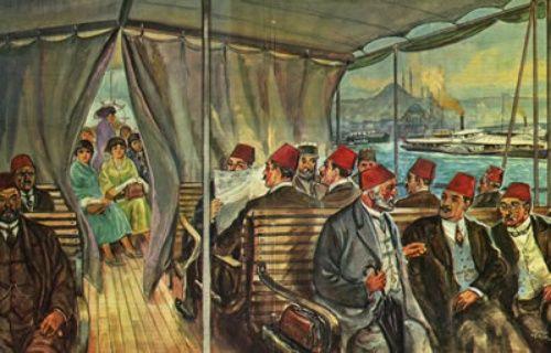 İşte Osmanlı eseri Dünya'nın ilk arabalı vapuru: Suhulet