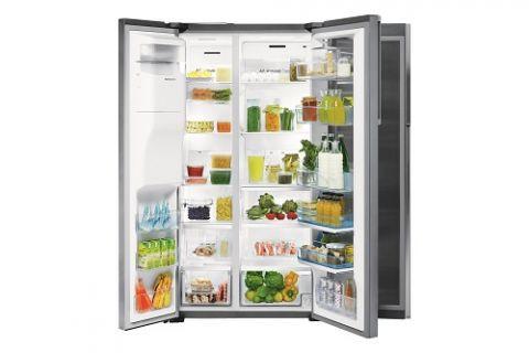 Samsung Food Show Case buzdolabı  uzaktan kumandalı elektrikli süpürge hediyeli