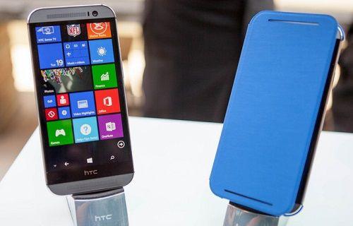 HTC One (M8) for Windows nihayet resmiyet kazandı