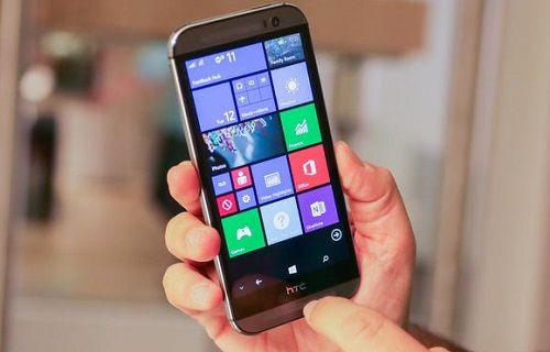 HTC One (M8) for Windows için ilk resmi video yayınlandı